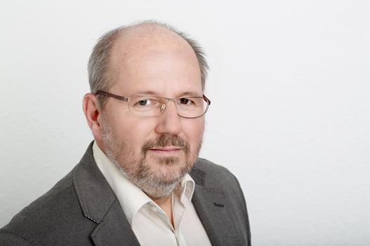 Martin Krohn, Bürgermeisterkandidat für Schöffengrund